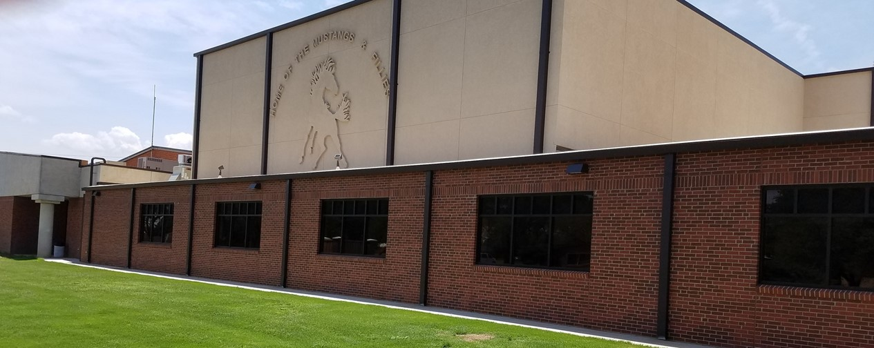 Bovina ISD School Building