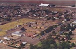 Arial view of Bovina